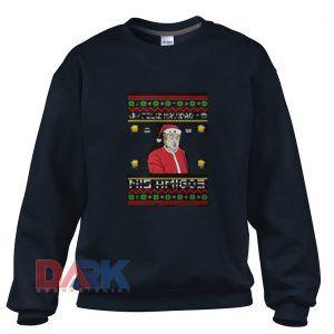 Feliz Navidad Mis Amigos Sweatshirt
