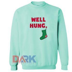 Well Hung Sweatshirt