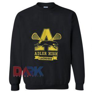 Adler High Lacrosse Sweatshirt