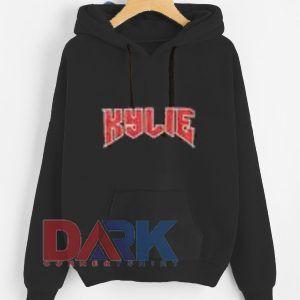 Kylie hooded sweatshirt