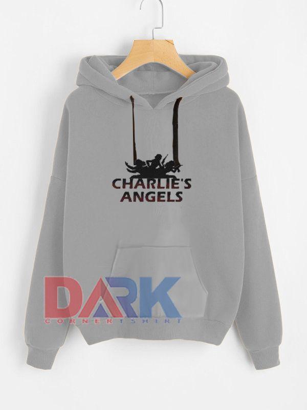 Charlie's Angels hooded sweatshirt