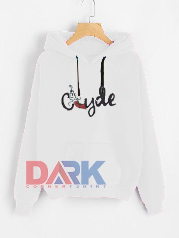 Clyde hooded sweatshirt
